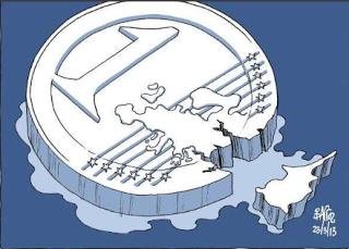 The broken euro