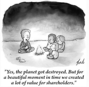 cartoon for Slow Money
